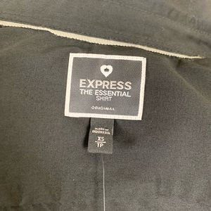 Express Tops - NWT Express Essential Black Blouse